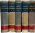 Books:Reference & Bibliography, [Reference]. [Art]. Encyclopedia of World Art. New York:McGraw-Hill Book Company, [1959-1968].... (Total: 13 Items)