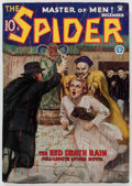 Pulps:Hero, The Spider - December 1934 (Popular) Condition: FN....