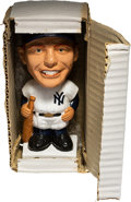 Baseball Collectibles:Others, Circa 1961 Mickey Mantle Nodder Bobble Head Doll with Box....