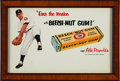 Baseball Collectibles:Others, Circa 1952 Allie Reynolds Beech-Nut Gum Advertisement Display. ...