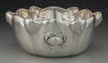 Silver Holloware, American:Bowls, A Whiting Silver Presentation Bowl with Crab and Aquatic Motifs,New York, New York, circa 1885. Marks: (lion-shield-W), S...