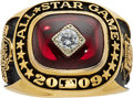 Baseball Collectibles:Others, 2009 Major League Baseball All-Star Game Ring...