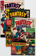 Silver Age (1956-1969):Superhero, Fantasy Masterpieces and Others Group of 12 (Marvel, 1960s) Condition: Average VF.... (Total: 12 Comic Books)