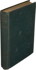 Books:Literature 1900-up, F. Scott Fitzgerald. The Great Gatsby. New York:Charles Scribner's Sons, 1925. First edition, first printing. ...