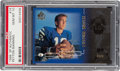 Football Cards:Singles (1970-Now), 1998 SP Authentic Peyton Manning #14 PSA Gem Mint 10....