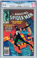 Modern Age (1980-Present):Superhero, The Amazing Spider-Man #252 (Marvel, 1984) CGC NM+ 9.6 Whitepages....