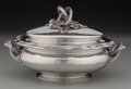 Silver Holloware, French:Holloware, A Fray Fils French Silver Covered Vegetable Dish, Paris, France,circa 1875-1891. Marks: (crescent-hammer-Fray Fils), (Miner...