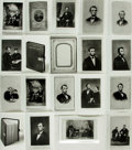 Books:Prints & Leaves, [Abraham Lincoln]. Archive of 18 Photographs and Images Relating toPresident Abraham Lincoln. ...