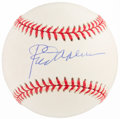 Autographs:Baseballs, Rod Carew Single Signed Baseball....