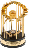 Baseball Collectibles:Others, 1988 Los Angeles Dodgers World Series Trophy....