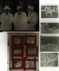 Books:Photography, [Will Rogers]. Collection of Approximately 150 Film Negatives Depicting Will Rogers. ...