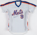 Baseball Collectibles:Uniforms, Gregg Jefferies Signed New York Mets Jersey....