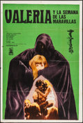 """Movie Posters:Foreign, Valerie and Her Week of Wonders & Other Lot (Artkino, 1970). Argentinean Poster (29"""" X 43"""") & French Grande (47"""" X 63""""). For... (Total: 2 Items)"""