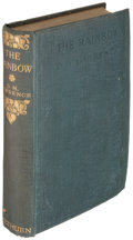 Books:Literature 1900-up, D.H. Lawrence. The Rainbow. London: Methuen & Co. Ltd,[1915]....