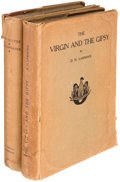 Books:Literature 1900-up, D.H. Lawrence. The Virgin and the Gipsy. Florence: G.Orioli, 1930.... (Total: 2 Items)