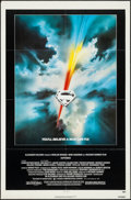 """Movie Posters:Action, Superman the Movie (Warner Brothers, 1978). One Sheet (27"""" X 41"""").Action.. ..."""