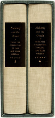Laurence C. Witten II and Richard Pachella, editors. Alchemy and the Occult: A Catalogue of Books and Manuscrip