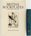 Books:Non-fiction, [Bookplates]. Pair of Books about Bookplates. Various publishers and dates.... (Total: 2 Items)