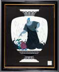 Animation Art:Limited Edition Cel, Hercules Hades Limited Edition Sericel (Walt Disney,1997)....