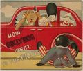 Books:Children's Books, [Children's]. How Gollywog Went to the Picnic. Printed inJapan. [N.p., n.d., circa 1930]. . ...
