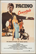 "Movie Posters:Crime, Scarface (Universal, 1983). Argentinean One Sheet (29"" X 43"").Crime.. ..."