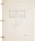 Explorers:Space Exploration, Apollo 13 Training-Used LM Data Card Book Directly from thePersonal Collection of Mission Commander James Lovell,...