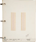 Explorers:Space Exploration, Gemini 12 Training-Used Systems Book Directly from thePersonal Collection of Mission Commander James Lovell, Sign...