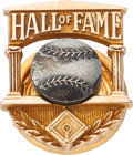 Baseball Collectibles:Others, 1983 Brooks Robinson Hall of Fame Induction Pin....