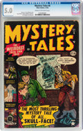 Golden Age (1938-1955):Horror, Mystery Tales #6 (Atlas, 1952) CGC VG/FN 5.0 Cream to off-whitepages....
