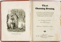 Books:Literature Pre-1900, Frank Bellew. That Charming Evening. New York: G.W.Carleton, 1878...