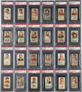 "Baseball Cards:Sets, 1887 N184 Kimball ""Champions of Games and Sports"" Near Set (49/50)- #1 on the PSA Set Registry! ..."