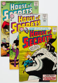 Silver Age (1956-1969):Horror, House of Secrets #65-72 Group (DC, 1964-65) Condition: AverageVF.... (Total: 8 Comic Books)
