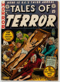 Golden Age (1938-1955):Horror, Tales of Terror Annual #3 (EC, 1953) Condition: Apparent VG-....