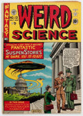 Golden Age (1938-1955):Science Fiction, Weird Science #13 (#2) (EC, 1950) Condition: VG+....