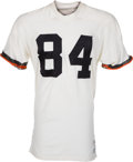 Football Collectibles:Uniforms, 1970's Bob Trumpy Game Worn Cincinnati Bengals Jersey. ...