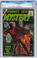 Silver Age (1956-1969):Horror, Journey Into Mystery #35 White Mountain pedigree (Marvel, 1956) CGCFN+ 6.5 White pages....