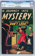 Golden Age (1938-1955):Horror, Journey Into Mystery #2 (Marvel, 1952) CGC FN 6.0 Off-white towhite pages....