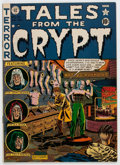 Golden Age (1938-1955):Horror, Tales From the Crypt #25 (EC, 1951) Condition: VG+....