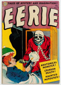 Golden Age (1938-1955):Horror, Eerie #11 (Avon, 1953) Condition: FN....