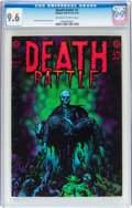 Bronze Age (1970-1979):Horror, Death Rattle #1 (Kitchen Sink, 1972) CGC NM+ 9.6 Off-white to whitepages....
