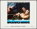 "Movie Posters:Action, Deliverance (Warner Brothers, 1972). Half Sheet (22"" X 28""), MiniLobby Cards (6) (8"" x 10""), & Photos (2) (8"" X 10""). Actio...(Total: 9 Items)"