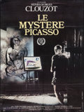 """Movie Posters:Documentary, The Mystery of Picasso & Others Lot (MKZ Diffusion, R-1982). French Grandes (3) (46"""" X 61.5"""" & 47"""" X 63""""). Documentary.. ... (Total: 3 Items)"""