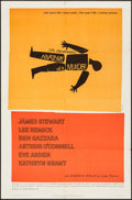 "Movie Posters:Drama, Anatomy of a Murder (Columbia, 1959). One Sheet (27"" X 41"").Drama.. ..."