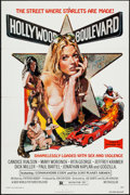 """Movie Posters:Exploitation, Hollywood Boulevard & Others Lot (New World, 1976). One Sheets(3) (25.5"""" X 39.5"""" & 27"""" X 41""""). Exploitation.. ... (Total: 3Items)"""