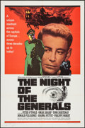 "Movie Posters:Mystery, The Night of the Generals & Other Lot (Columbia, 1967). OneSheets (2) (27"" X 41"") Style A. Mystery.. ... (Total: 2 Items)"