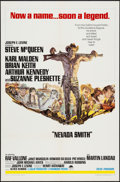 "Movie Posters:Western, Nevada Smith (Paramount, 1966). One Sheet (27"" X 41""). Western.. ..."
