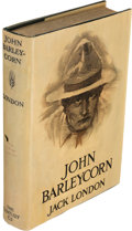 Books:Literature 1900-up, Jack London. John Barleycorn. New York: The Century Co.,1913. First edition. ...