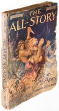 Edgar Rice Burroughs. Tarzan of the Apes. In The All-Story Magazine. New York: The F