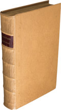 Books:Literature Pre-1900, [William Shakespeare]. [Sidney Lee, introduction]. LIMITED.Shakespeares Comedies, Histories, & Tragedies Being aReprod... (Total: 3 Items)