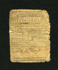 Colonial Notes:Delaware, Delaware June 1, 1759 15s Good-Very Good....